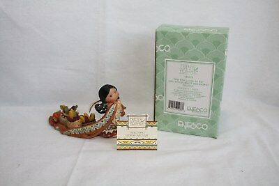 Friends of the Feather Figure She Who Lends An Ear Enesco 115681 SHIPS NEXT DAY!