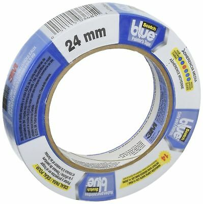 3M Scotch 2090 Blue Painters Tape: 1 in. x 60 yds. (Blue)