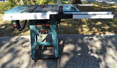 Jet JTS-10 10 inch Table Saw With Mobile Base
