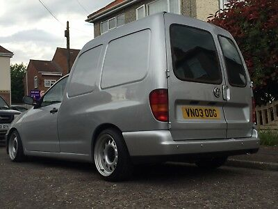 Vw Golf banded steel wheels, 14inch, staggered, 4x100, Vw Golf Polo Lupo stance