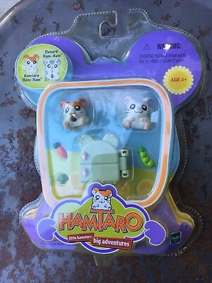 HAMTARO , Little hamsters. big adventures.Oxnard, Hamtaro Ham - Ham .Hasbro.