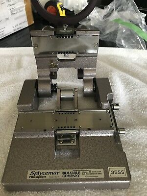 Neumade Splycemar 35mm Vintage Movie Motion Picture Theatre Film Splicer Cutter