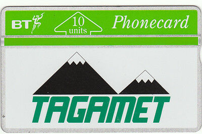 BT Medical 3 Scarce Tagamet product by Glaxo Smith Kline Mountain mint phonecard