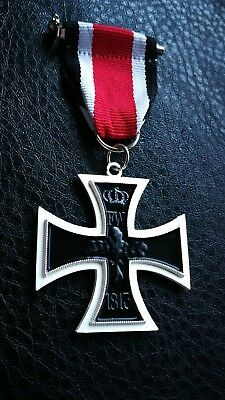 German Iron Cross 2nd Class Third Reich 1939 WW2 Military Medal Armed Force