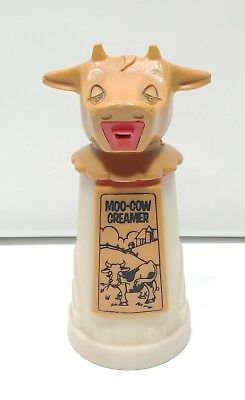 Vintage Moo-Cow Creamer by Whirly Industries- made in the USA