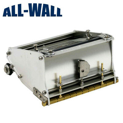 "Drywall Master 5.5"" Flat Finishing Box for No-Coat, Nail Spotting, Corner Bead"
