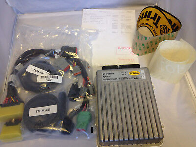 NEW Trimble NAV II Controller with Wiring Harnesses - part no. 54425-00 or 55563