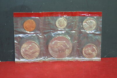 1975 US Coins Mint Proof Set *Coins Only*