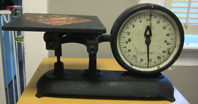 Jacobs Brothers Railway Express Agency Scale