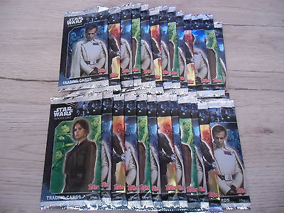 StarWars Rogue One 25x Booster Neu/OVP