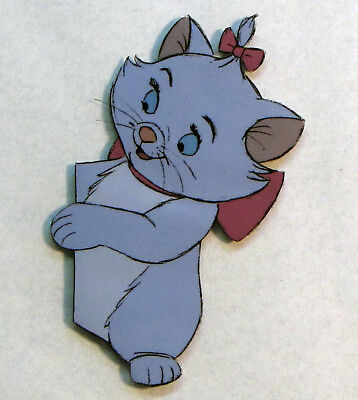 The Aristocats 1970 Original Production Animation cel