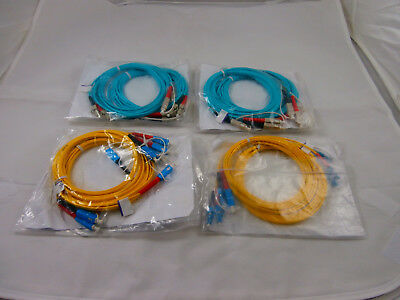 Fluke Reference Cables (LOT)