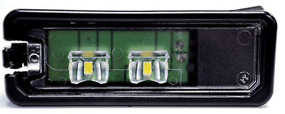 Vw Eos Golf Vii Passat Polo Scirocco Xl1 Number Plate Led Lamp Light Ak ;;;