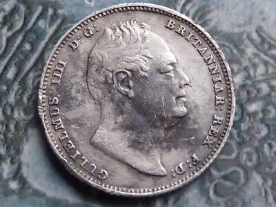 sixpence 1835 coin high grade