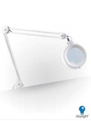 Daylight Company Fluorescent Magnifier Lamp