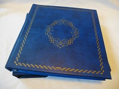 Euralbo Great Britain 1980-88 Hingeless Album & Slipcase, Excellent Condition