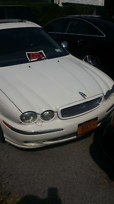 2002 Jaguar X-Type Chrome jaguar x-type