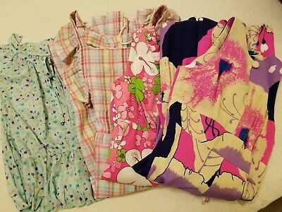 Vintage womens dresses lot