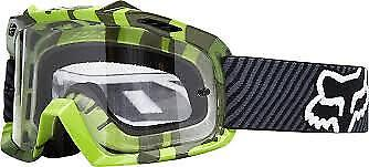 NEW Fox AIRSPC Camo MX OFFROAD ENDURO Goggles Adult from Westside Motorcycles