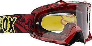 NEW Fox AIRSPC Encore Rasta MX OFFROAD Goggles Adult from Westside Motorcycles