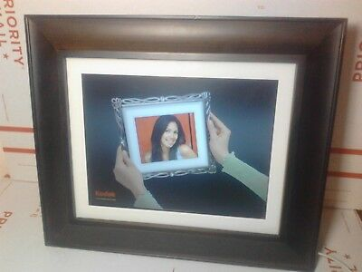 "Kodak EasyShare D1025 10.4"" Digital Picture Frame TESTED & WORKING!"