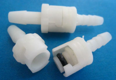 2 Sets GE Marquette NIBP Cuff Air Hose Connector For Blood Pressure Cuff