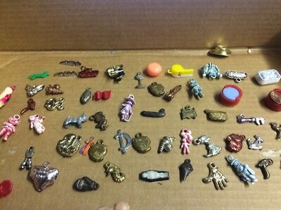 Lot Of  60 + Vintage Cracker Jack / Premium / Prize Toys