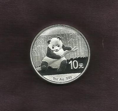 1 Oz Silver 999 - Panda 2014 - View Other Coin