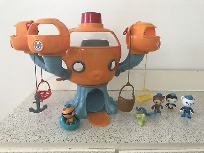 Octonauts Octopod Playset - with EXTRAS included