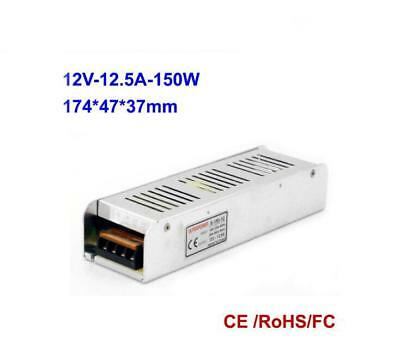 12V 12.5A 150W Switching Power Supply For CCTV Surveillance Camera LED Light
