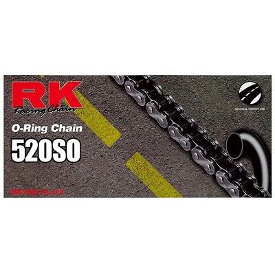 RK Chain NEW Mx 520SO Gold 120L Motorcycle Motocross Dirt Bike Chain