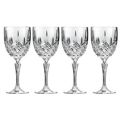 NEW Waterford Marquis Markham Goblet Set 4pce