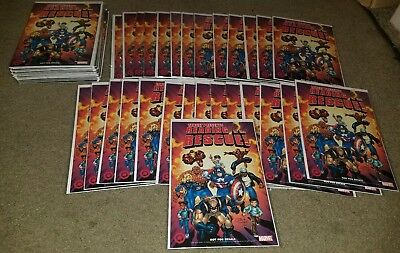 1 Marvel Comics Spider-man 3 NM Promo Target Exclusive book X-men F4 Avengers