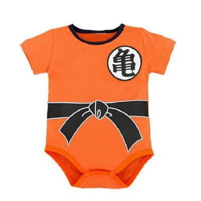 Baby Clothing Dragon Ball Newborn Baby Boy Girl Romper Clothes Infant Clothes...
