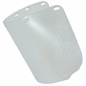 HONEYWELL NORTH Faceshield,PETG,Clear, A8153/40