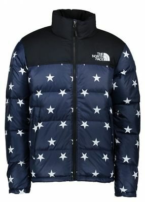 The North Face Nuptse Jacket International Collection USA Limited Edition 7a20cf77b