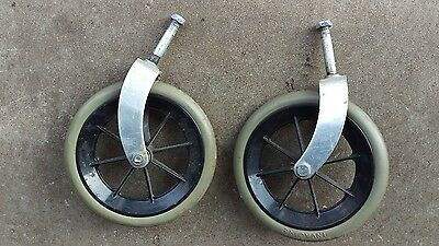invacare 2000 wheelchair parts,front wheel caster/tire/fork replacement repair
