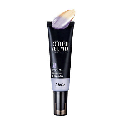 EXP 2019.11 /Lioele Dollish Veil Vita BB SPF25 PA++ 50ml Gorgeous Purple