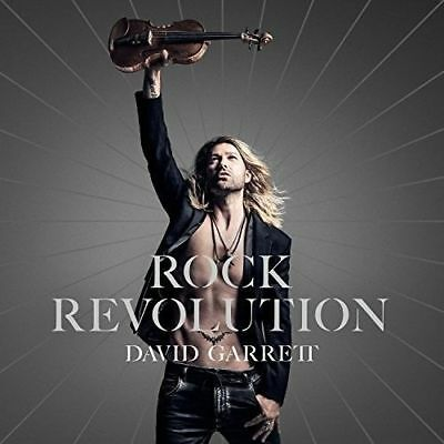 David Garrett - Rock Revolution       CD NEU OVP