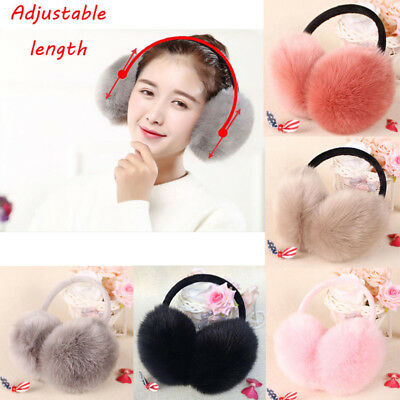 New Multi-Color Winter Warm Earmuffs Ear Warmers Women Girls Ear Muffs Warmer T