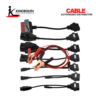 8pcs OBDII Cables for autocom TCS CDP Pro Car Diagnostic Interface Scanner