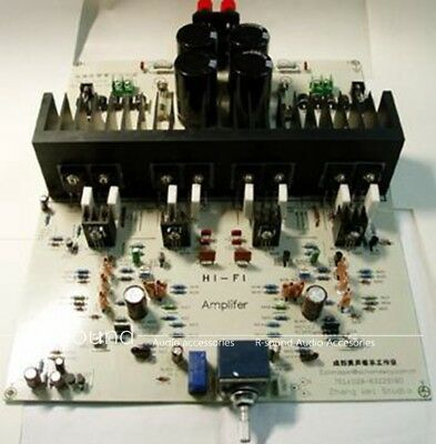 Stereo Power Amplifier Board 120W+120W Refers to ROTEL HIFI Audio DIY amp