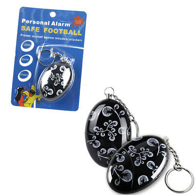 Alarm Key Chain Self Defense  Anti-wolf Device Personal Protection