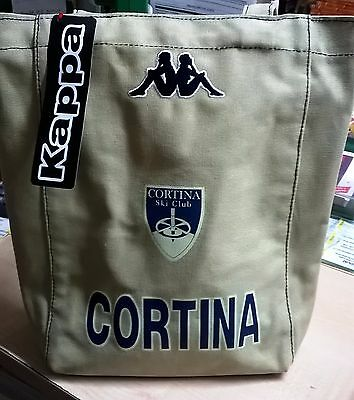 Borsa Mini Shopper Kappa Cortina Club Color Sabbia