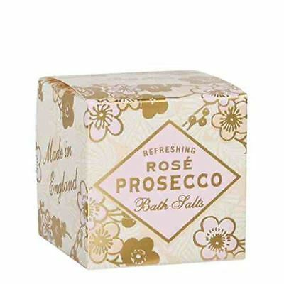 Cocktail Collection Rose Prosecco Scented Bath Salts Box 100g by Bath House