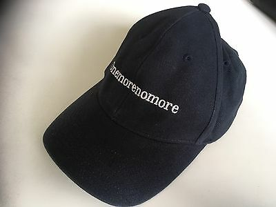 Vinery Stud Onemorenomore Horse Racing Baseball Cap. Melbourne Cup. Cox Plate