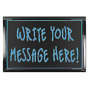 HY-KO PRODUCTS LED Message Board,PK2, LED-MB1