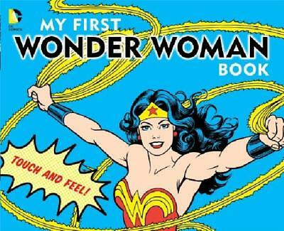 My First Wonder Woman Book (DC Super Heroes)