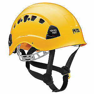 PETZL Rescue Helmet,Yellow,6 Point, A10VYA, Yellow