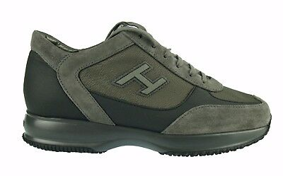 HOGAN INTERACTIVE H FLOCK Scarpe uomo  SHOES herrenshuhe 100%AUT. M7M